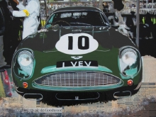 ASton Martin DB4 GT Zagato GOODWOOD