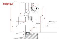 T:\AUTOCAD\T.Meignotte\DOUAI Ecole ST JOSEPH\Elevation et coupes Ecole St Joseph DOUAI Model (1)