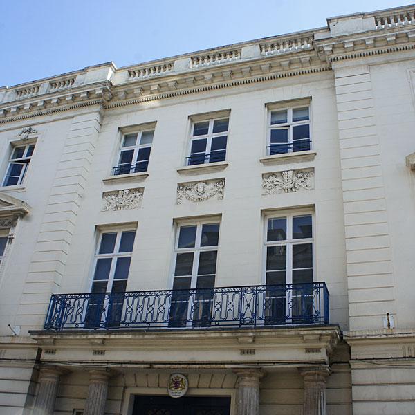 consulat du Luxembourg