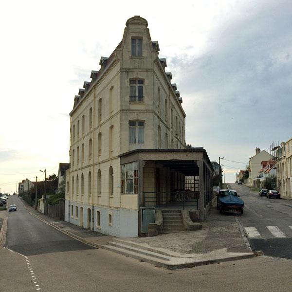Projet d'Hotel à Ambleteuse