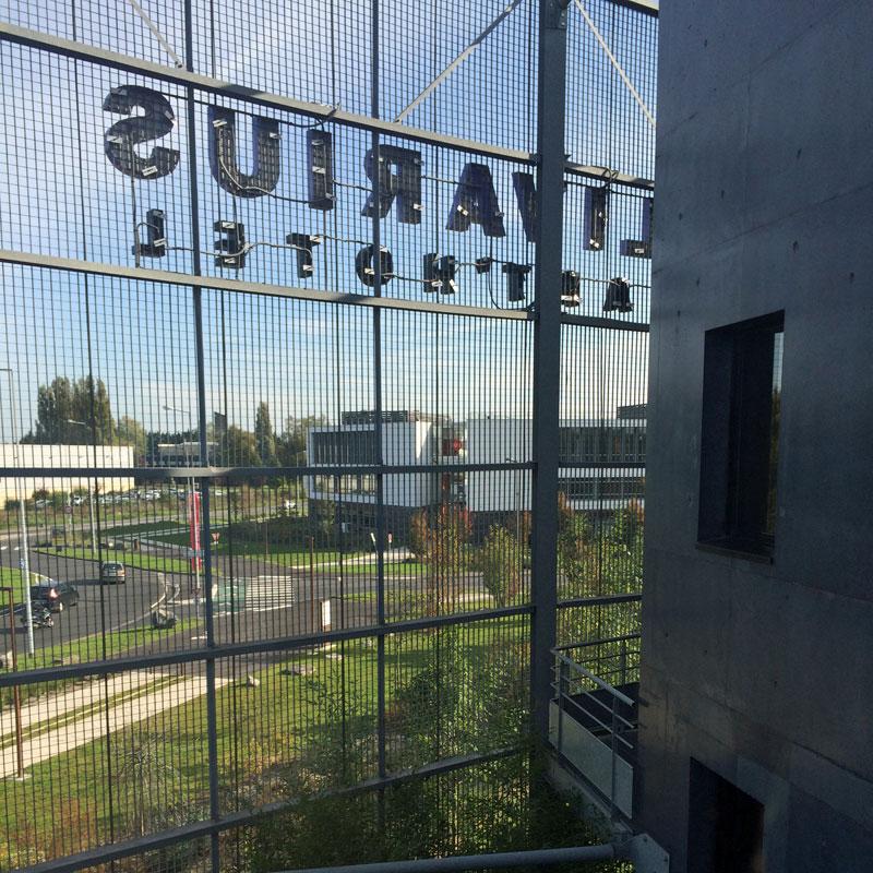 Extension d' appart hotel «Olivarius»